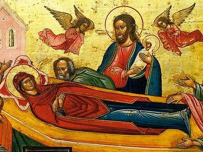 Воскресла или не умирала?