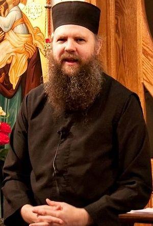 Igumen Damascene (Christensen), abbot of St. Herman's Monastery, Platina, CA