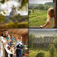 Сто добровольцев в десяти деревнях Русского Севера