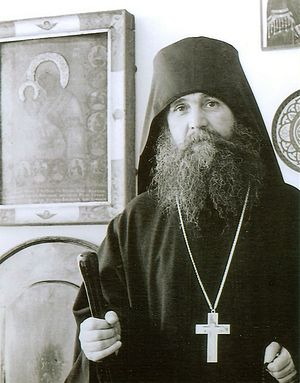 Elder Ephraim, when he was abbot of Philotheou Monastery