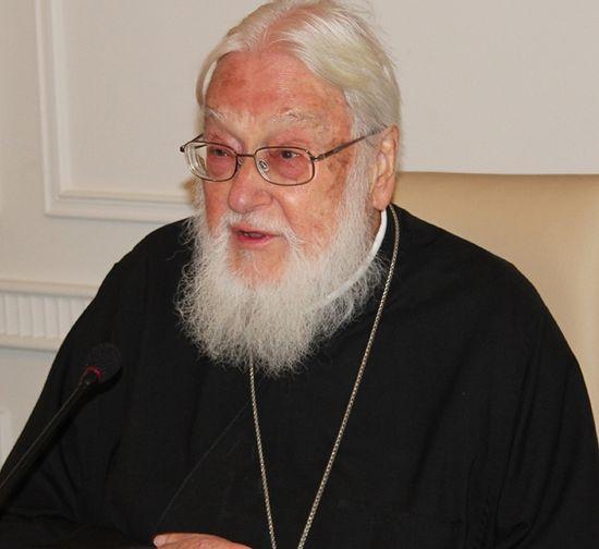 Преосвященный Каллист (Уэр), митрополит Диоклийский