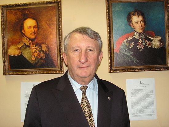 Князь А.А. Трубецкой