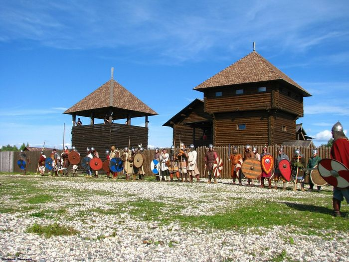 """The """"Sugorye"""" historical and ethnographical complex"""