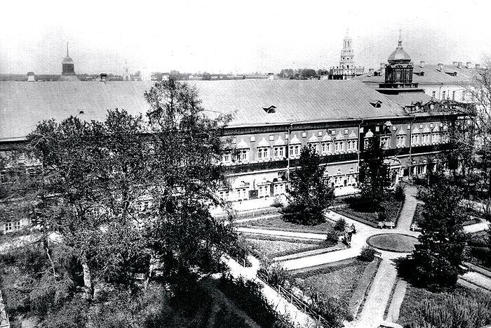 Московская духовная академия в начале 20 века