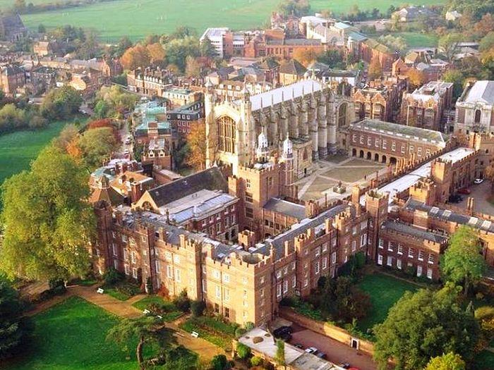 Meet Eton College. Eton students on the life and teachings of ...