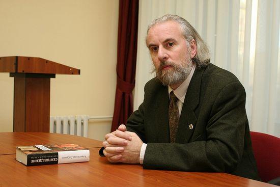 Профессор А.Л. Дворкин