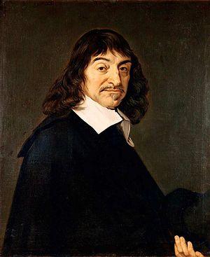 Портрет Рене Декарта кисти Халса Франса, 1649
