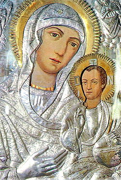 The icon of Our Lady Varnakova