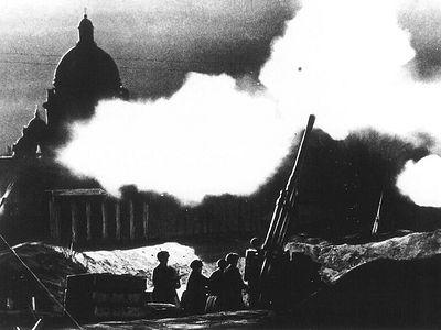 Мифы о блокаде Ленинграда