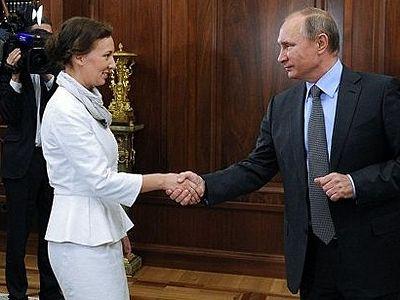 Назначен новый уполномоченный при президенте РФ по правам ребенка
