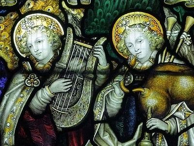 Музыка говорит о Боге. И о человеке