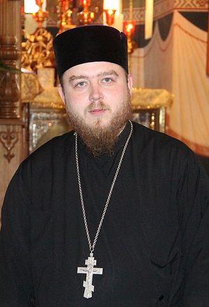Cвященник Марк Лаврешук