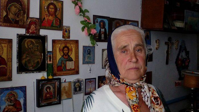 Галина, героиня рассказа