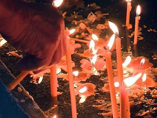 Свијеће, фото: РТРС