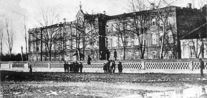 Александровская миссионерская духовная семинария