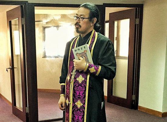 Первый клирик-китаец в РПЦ за последние 60 лет — отец Анатолий Кун
