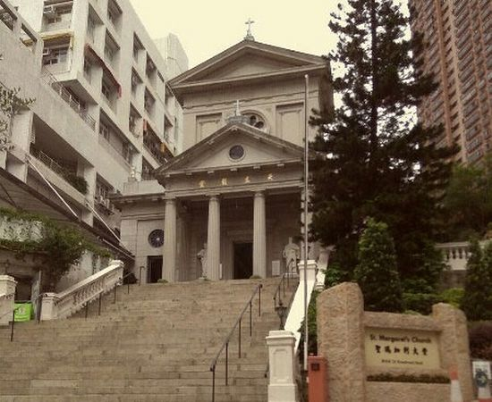Церковь святой Маргариты в районе Ван Чай
