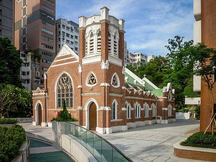 Церковь Святого Андрея, в которой семьдесят лет назад служил свт. Иоанн Шанхайский