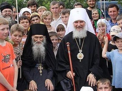 Молитва монахов еще не раз спасет Россию