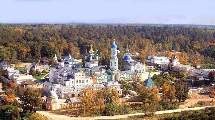 Optina Pustyn Monastery