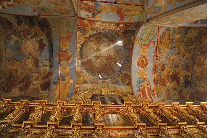 Новозаветная Троица. Троицкий собор Ипатьевского монастыря