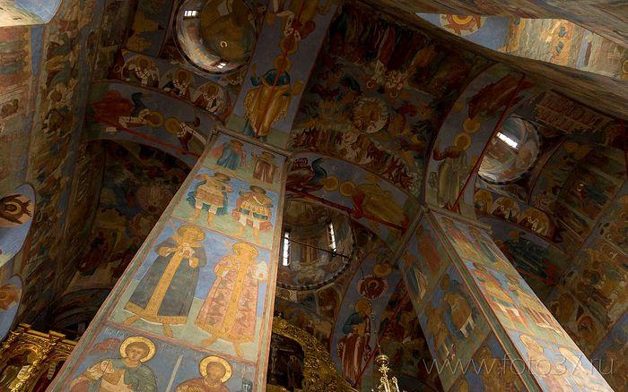 Троицкий собор Ипатьевского монастыря. Фото: foto37.ru