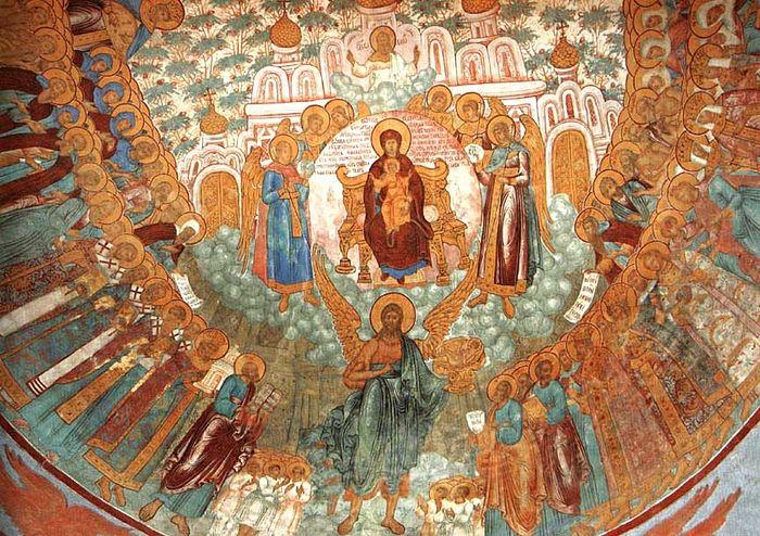 О Тебе радуется. Троицкий собор Ипатьевского монастыря