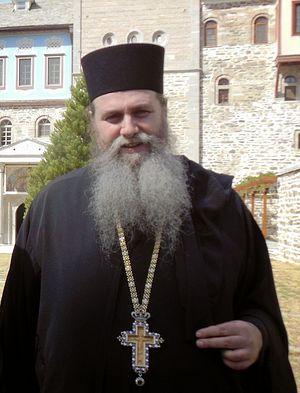 Abbot Joseph of Xeropotamou