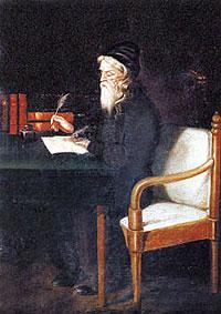 Знаменитый алтайский миссионер прп. Макарий (Глухарев)
