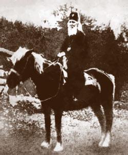 Святитель Макарий (Невский) на Алтае