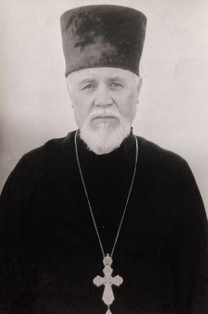 О. Иоанн Конар