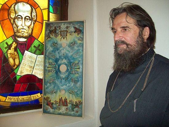 Протоиерей Георгий Поляков
