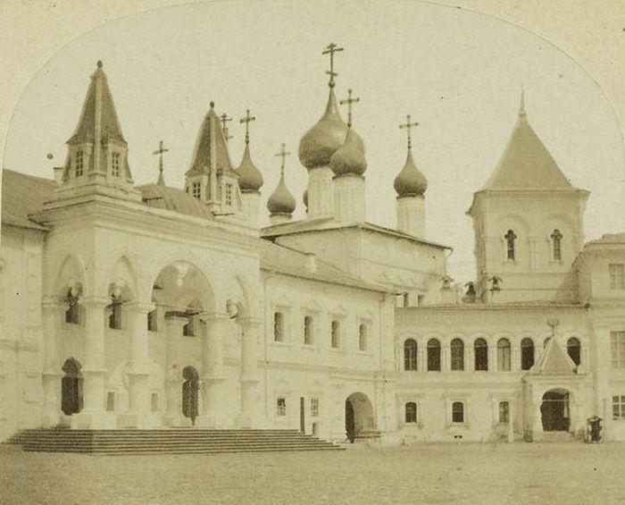 Chudov Monastery, 1959. Source: http://retromap.ru