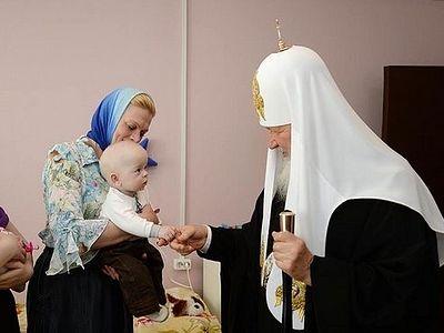 38 миллионов рублей направит Русская Православная Церковь на борьбу с абортами