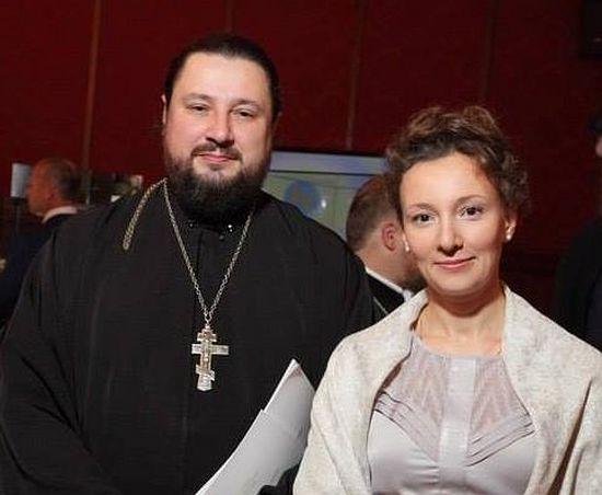 Отец Алексей и Анна Кузнецовы