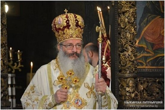 Bishop Christoforos. Photographs courtesy of the Patriarchate of Bulgaria