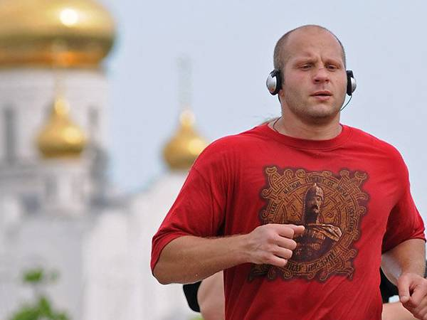 "Fedor Emelianenko is a big fan and supporter of ""Sorok Sorokov"""