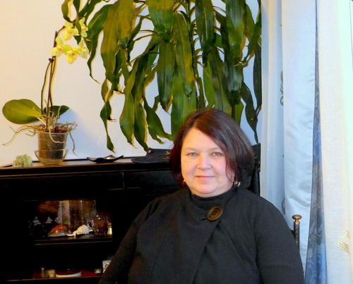Psychologist Irina Kalenova