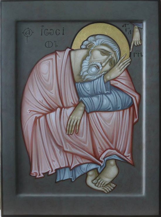 St. Joseph the Bethrothed Asleep