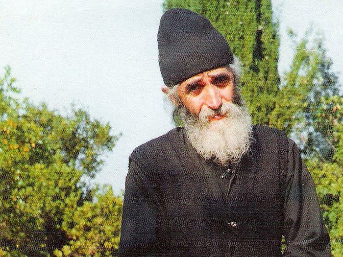 Преподобный старец Паисий Святогорец