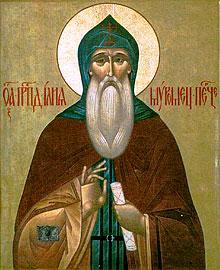 Преподобный Илия Муромец
