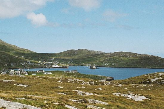 Isle of Barra, Scotland.