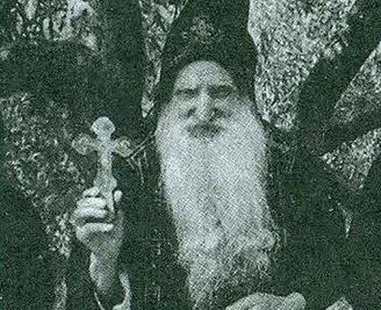 Афонский старец Тихон (Голенков)