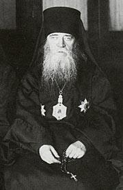 Архиепископ Никон. 1900 г.