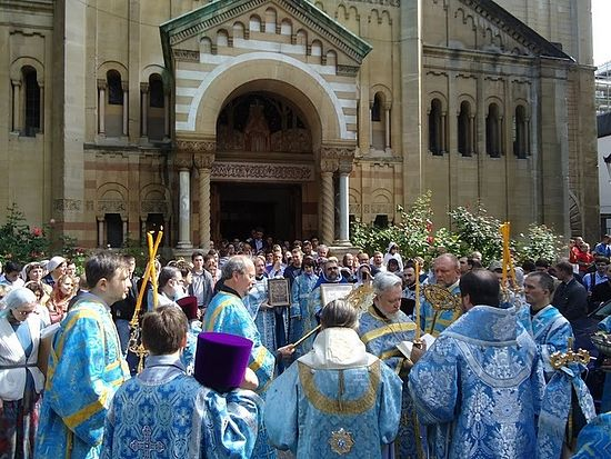 Cathedral of the Dormition of the Mother of God and All Saints. Photo: http://karta.patriarchia.ru/