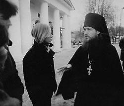 Оптина Пустынь. 1993 г.