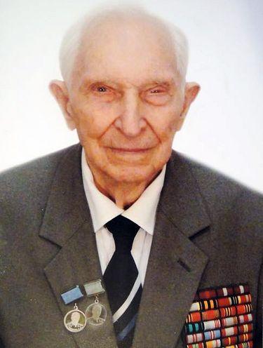 Михаил Иванович Фролов