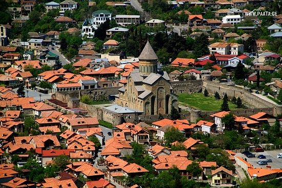 Svetitskhoveli is the second largest church in the country after Tbilisi Holy Trinity Cathedral. Photo by paata.ge.