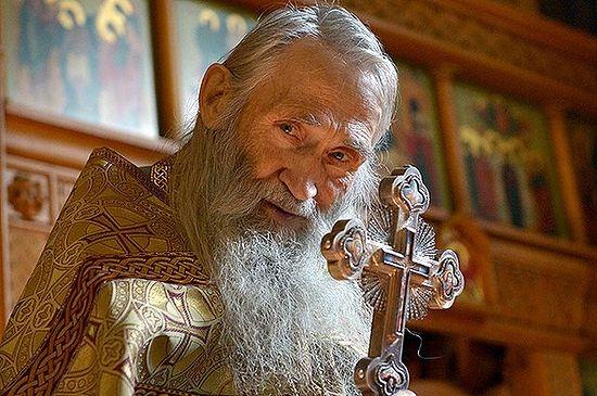 Схиархимандрит Илий. © / Алексей Ловен / Из личного архива