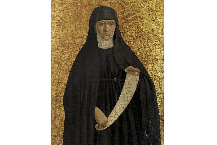 Моника — мать блаженного Августина